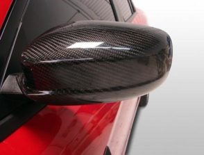 2011-2019 Charger Carbon Fiber Mirror Covers
